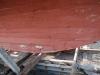 Kjøl og bauen styrbord side