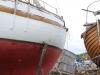 Styrbord side bau